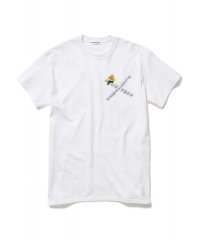 F-LAGSTUF-F  Don't Come-03 TEE WHITE