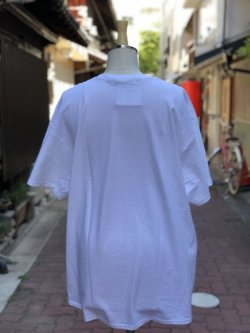 画像4: LAB RAT ×peterpaquin RATFORUM Tee white