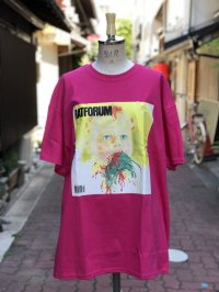 LAB RAT ×peterpaquin RATFORUM Tee pink