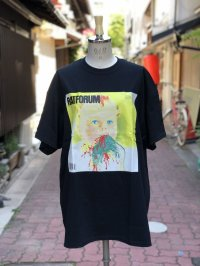 LAB RAT ×peterpaquin RATFORUM Tee black