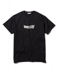 "F-LAGSTUF-F × DRAGON BALL  ""F-LAGSTUF-F Z"" Tee BLACK"