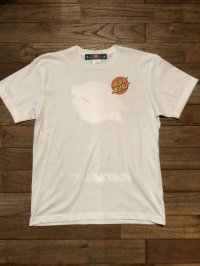 blackmeans resort & marine Tシャツ WHITE