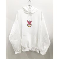 2F 「エブリワン」SWEAT PARKA  WHITE