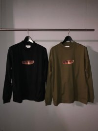SUB-AGE. MOCK NECK L/S T-SHIRT 1