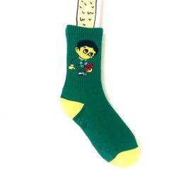 画像2: GanaG Socks bakuban-ma socks