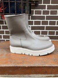 KIDS LOVE GAITE KLGM-19SS0069 LEATHER SIDE ZIP BOOTS