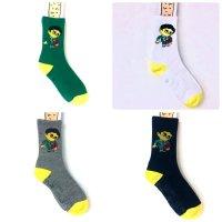 GanaG Socks bakuban-ma socks