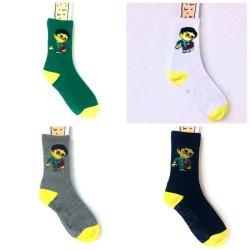 画像1: GanaG Socks bakuban-ma socks