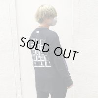 TENKI×A MAN×boys in the band  10key Collabration L/S Tee BLACK