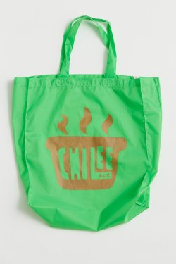 画像1: Alexander Lee Chang CHILEE TOTE NEONGREEN