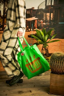 画像5: Alexander Lee Chang CHILEE TOTE NEONGREEN