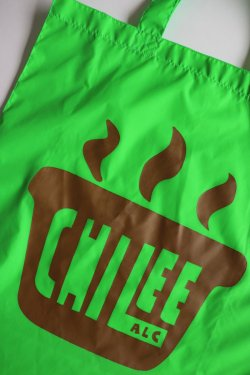 画像3: Alexander Lee Chang CHILEE TOTE NEONGREEN