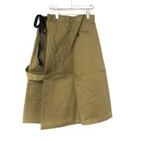 KIDILL 21S/S Hold Pants Brown