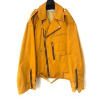 KIDILL 21S/S Riders Jacket ORANGE