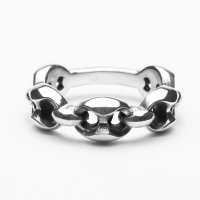 A MAN Marine Chain Tiny Ring