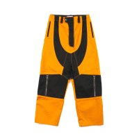 KIDILL 21S/S KL505 Racing Moto Pants Orange×Black