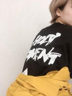 画像4: POCTPOCT 共感覚 t-shirt black