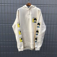 "2F "" NOMITAI""SWEAT PARKA BEIGE"