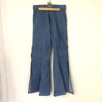 TENDER PERSON BAR TACK PANTS INDIGO