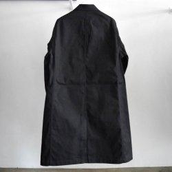 画像2: KIDILL 21-22A/W ×Dickes Chester Coat black