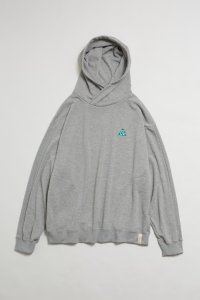 Alexande Lee Chang QUICK DRY HOODIE GRAY